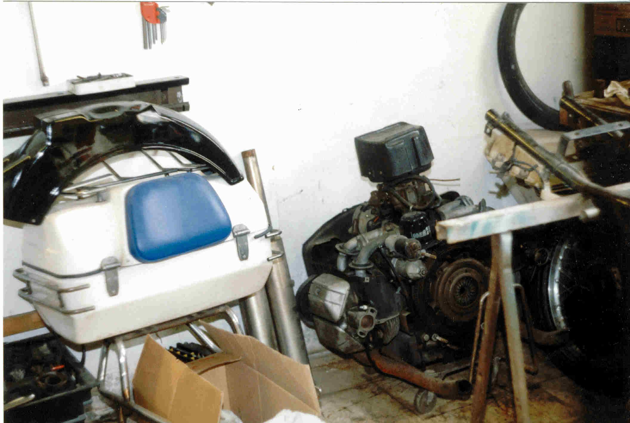 moteur du bfg